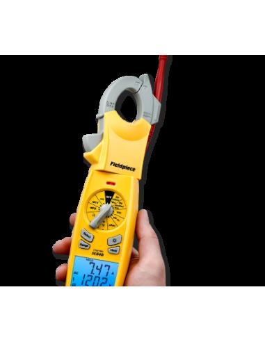 Pinça Amperimétrica | Fieldpiece | SC640 | Ferramentas | Fieldpiece