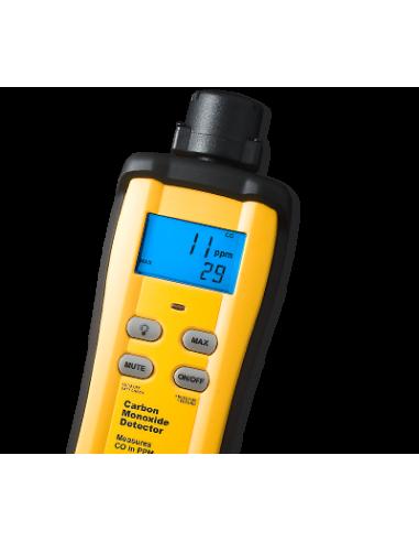 Detector de Monóxido de Carbono | Fieldpiece | SCM4 | Ferramentas | Fieldpiece