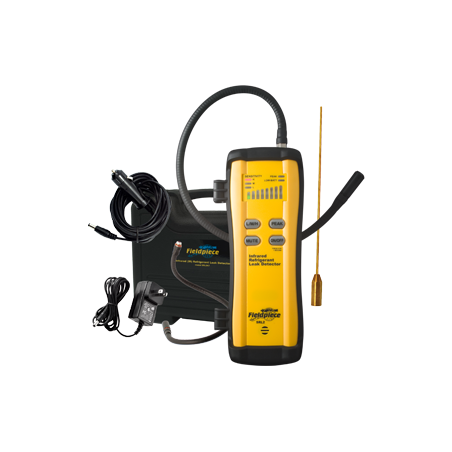 Detetor infravermelho de vazamento de refrigerante   Fieldpiece   SRL2K7   Ferramentas   Fieldpiece