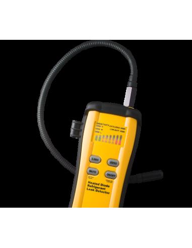 Detetor de vazamento de refrigerante por diodo aquecido | Fieldpiece | SRL8 | Ferramentas | Fieldpiece