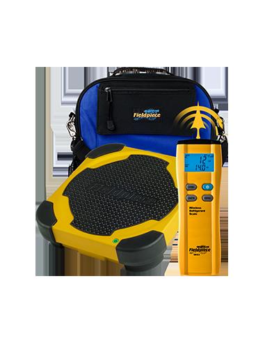 Balança de refrigerante Wireless | Fieldpiece | SRS3 | Ferramentas | Fieldpiece