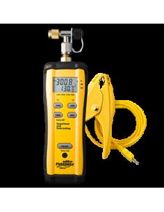 Medidor de Superaquecimento / Sub-arrefecimento P/ Ar Condicionado e Refrigeração | Fieldpiece | SSX34