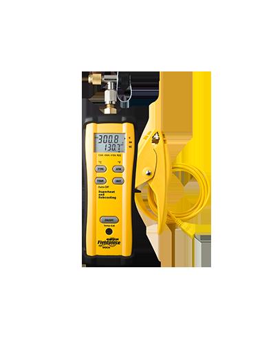 Medidor de Superaquecimento / Sub-arrefecimento P/ Ar Condicionado e Refrigeração | Fieldpiece | SSX34 | Ferramentas | Fieldpiec