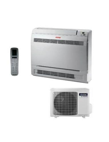 Ar condicionado Consola split DC Inverter Toyotomi Gama Comercial para lojas