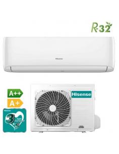 Ar Condicionado Doméstico Hisense R32 - New Comfort 12.000 BTU DJ35VE0A