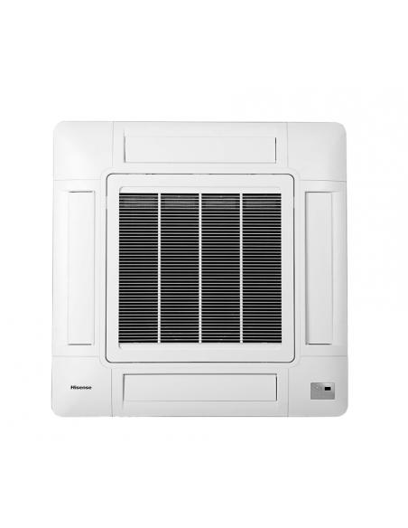 Ar Condicionado Comercial Hisense AUC105UR4RAGB4 CASSETE | Ar Condicionado cassete Hisense | Hisense