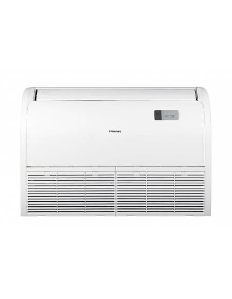 Ar Condicionado Comercial Hisense AUV105UR4RRA4 CHÃO/TETO | Ar Condicionado chão / teto Hisense | Hisense