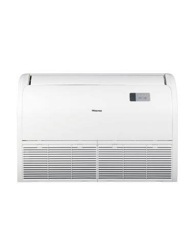 Ar Condicionado Comercial Hisense AUV175UR6RPC4 CHÃO/TETO | Ar Condicionado chão / teto Hisense | Hisense