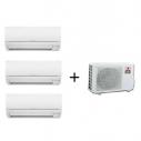 Ar Condicionado multi split  Mitsubishi